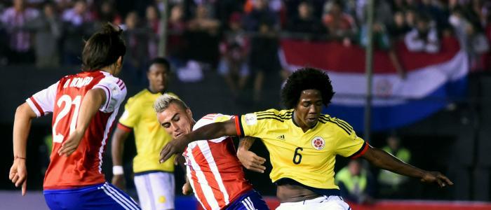 Cerca del 50% de las boletas para el partido Colombia-Paraguay se vendieron en el Atlántico