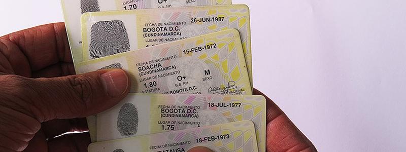 ¿Fotografía de la cédula de ciudadanía es un dato público?